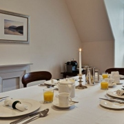 Suite 7 Private dining room table