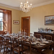 Suite 4 Dining Room